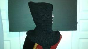 hoodscarf